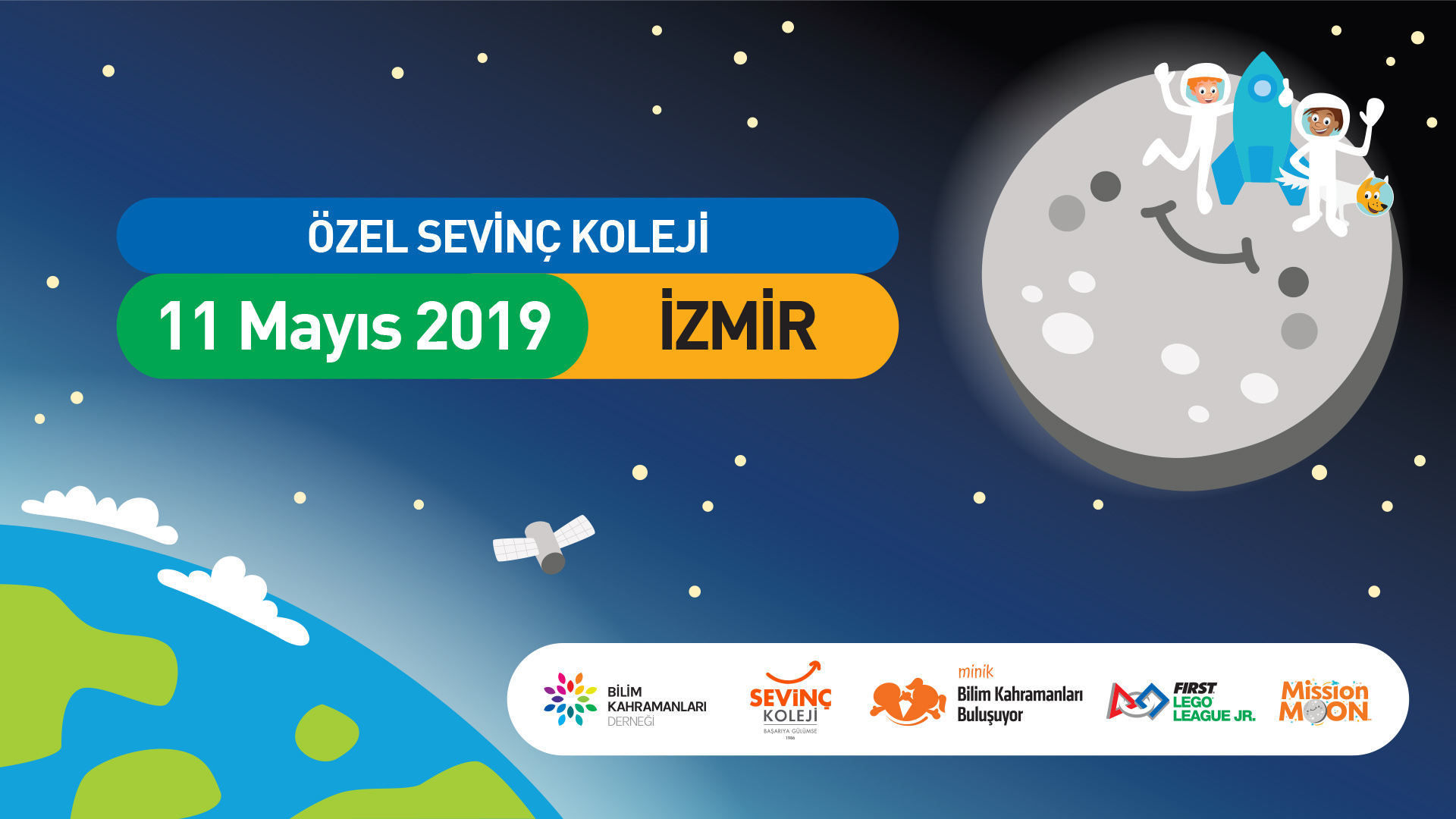 FIRST® LEGO® League Jr. 5. Türkiye Fuarı