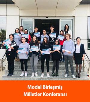 Model Bı̇rleşmı̇ş Mı̇lletler Konferansı