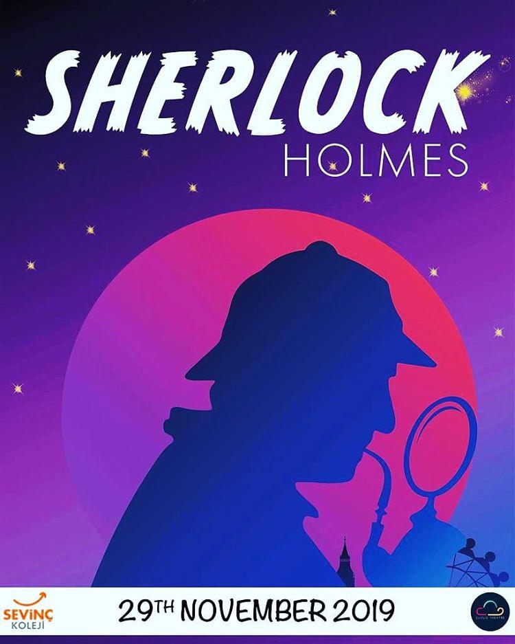 Sherlock Holmes - İngilizce Tiyatro Etkinliği